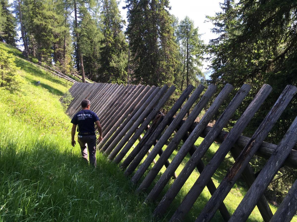 Avalanche Fences, Folgarida